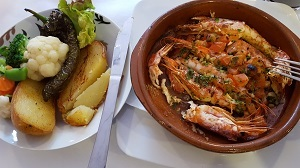spanien priser mat