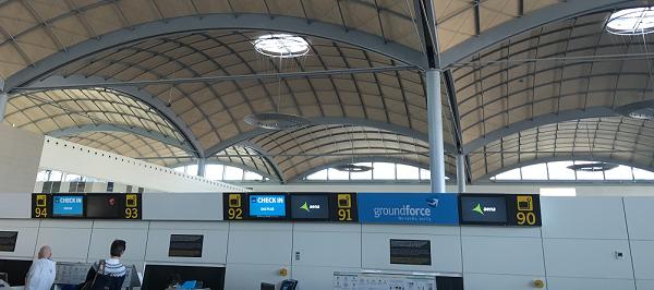 Alicantes flygplats